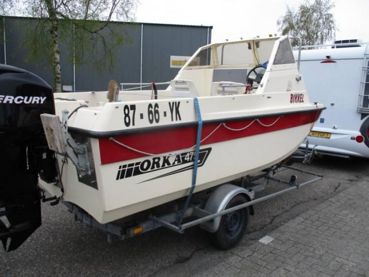 Orca 475 Visboot