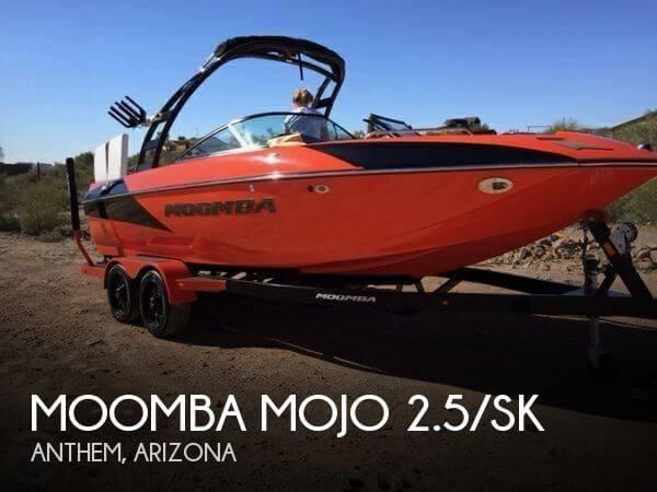 Moomba Mojo 2.5/SK 2014 Moomba Mojo 2.5/SK for sale in Anthem, AZ