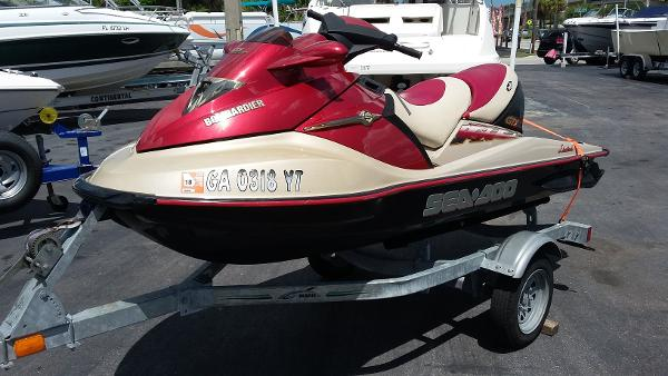 Sea-Doo GTX 4 TEC LIMITED
