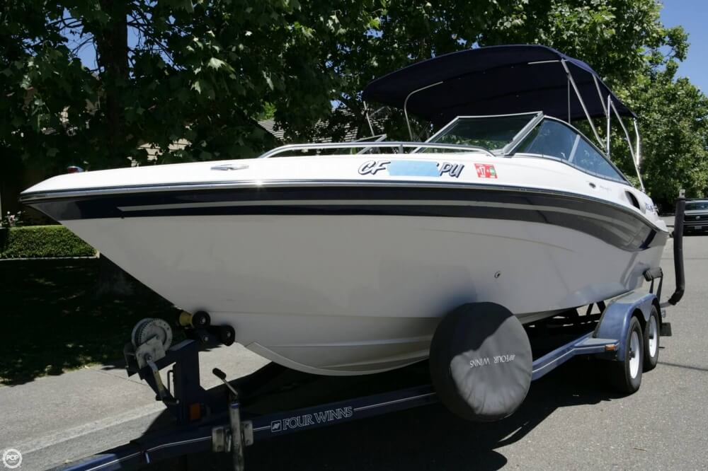 Four Winns 210 Horizon 2001 Four Winns Horizon 210 for sale in Windsor, CA