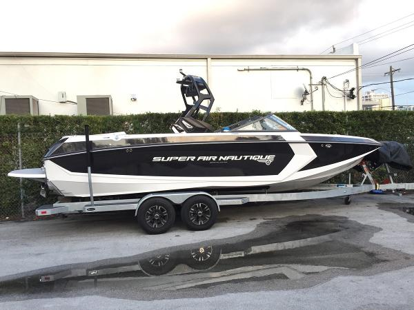 Nautique Super Air Nautique G25 Coastal
