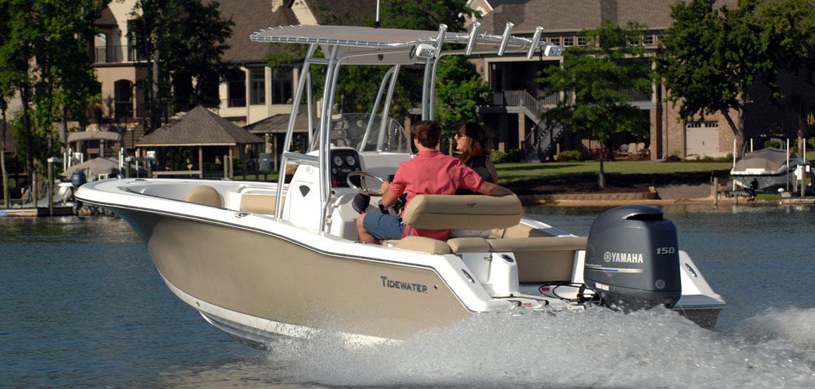 Tidewater Boats 210 CC