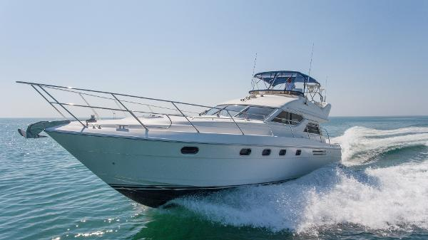 Viking 50 Flybridge Sport Cruiser