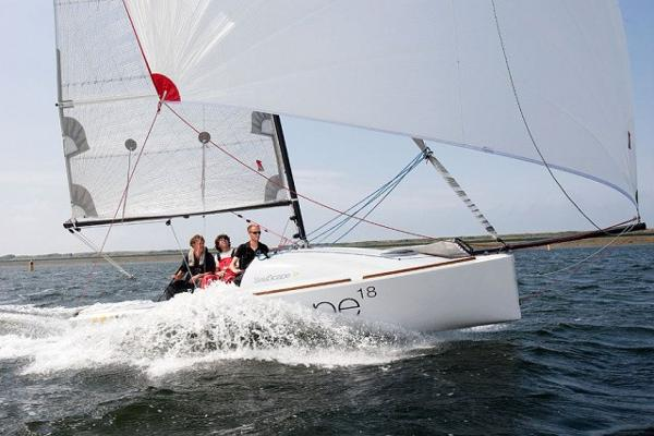 Seascape 18 GBR 132 Seascape 18