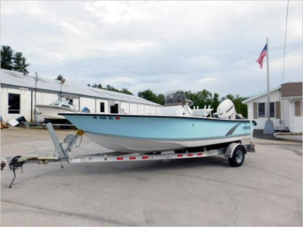 Used action craft boats for sale for Action craft coastal bay