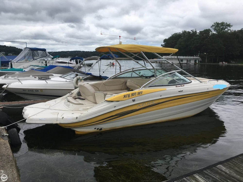 Azure AZ 258 Bow Rider 2007 Azure AZ 258 Bow Rider for sale in Lake Hopatcong, NJ