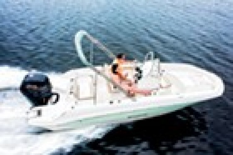 Stingray 186 CC Outboard