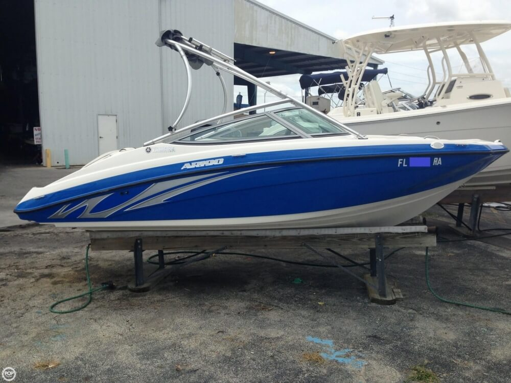 Yamaha ar190 jet boats for sale for Yamaha jet boat for sale florida
