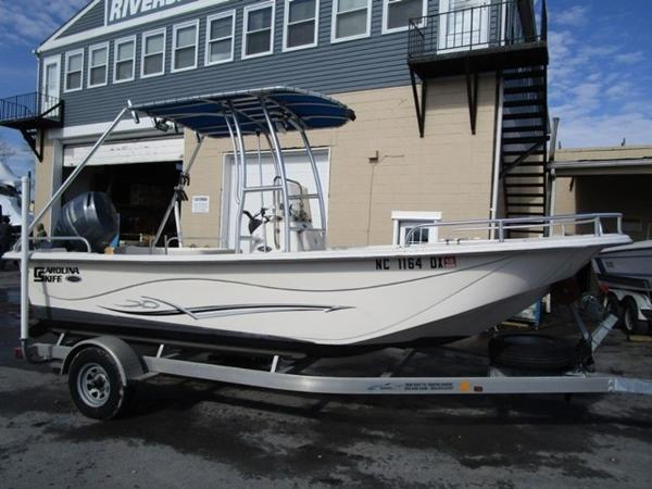 Carolina Skiff DLV Series