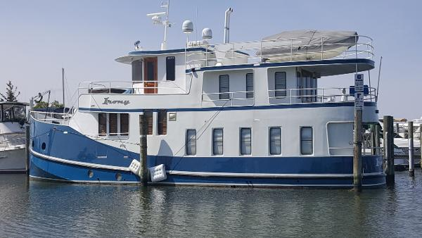 Florida Bay Coaster Raised Pilothouse