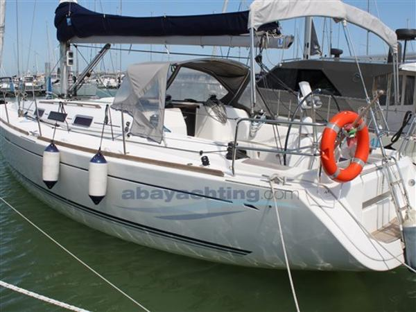 Dufour Yachts 40 performance Abayachting Dufour 40 Performance 1