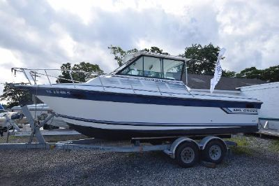 Baha Cruisers 250 Fisherman 1991 Baha Cruisers 250 Fisherman