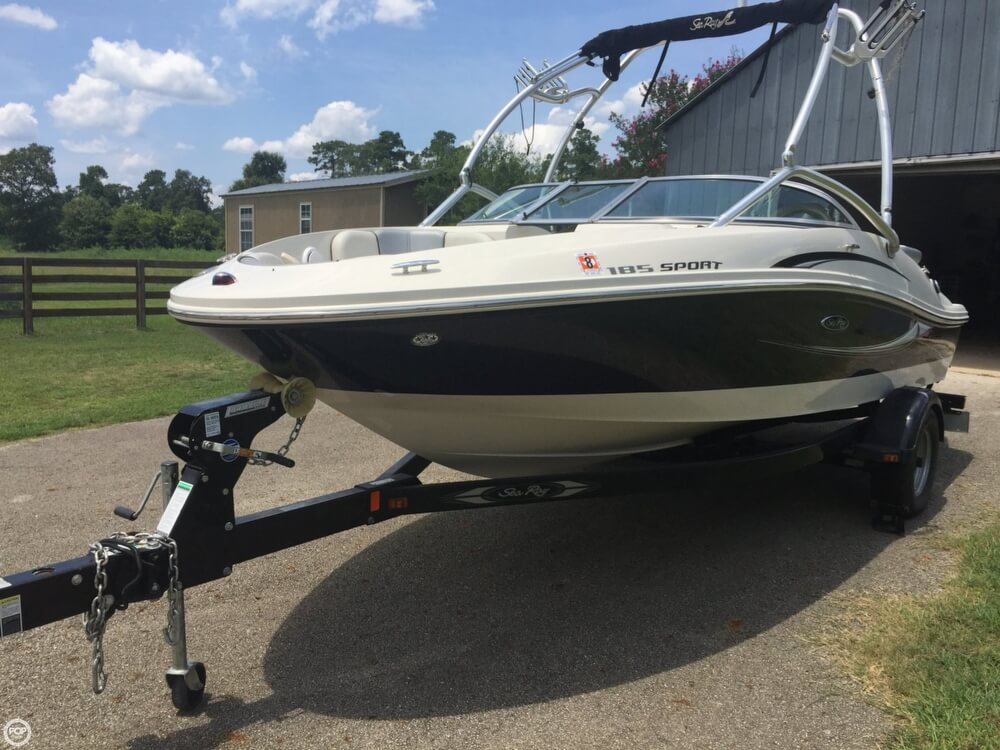 Sea Ray 185 Sport 2010 Sea Ray 185 Sport for sale in Cleveland, TX