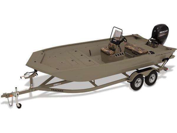 Tracker Boats Grizzly 2072 MVX CC