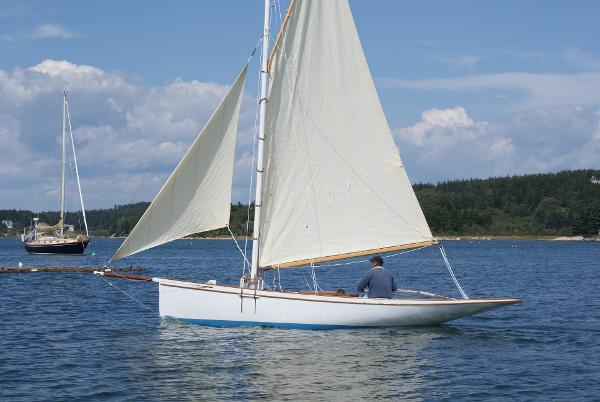 William Fife Gaff Rigged Sloop