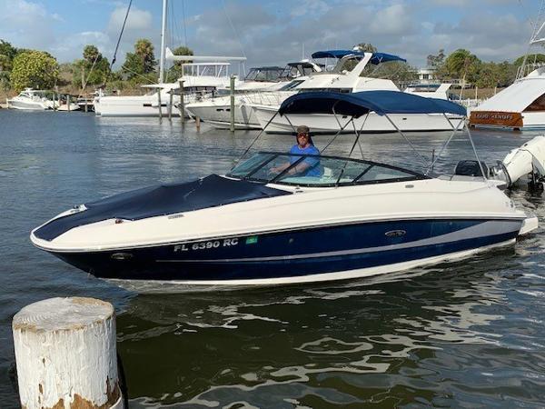 Sea Ray 240 Sundeck Outboard