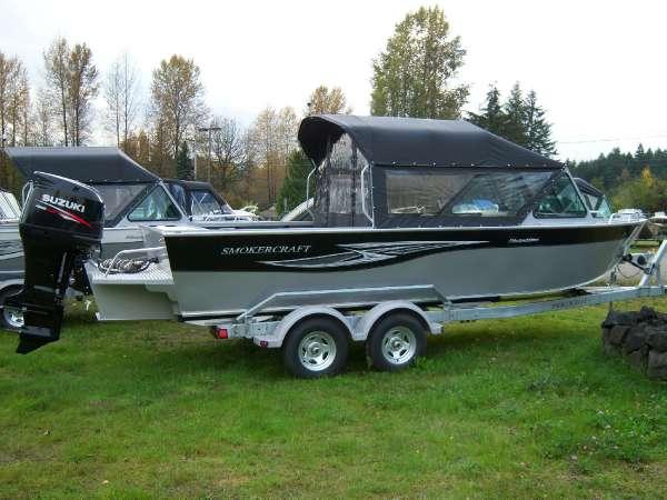 American Angler Phantom 222 Offshore