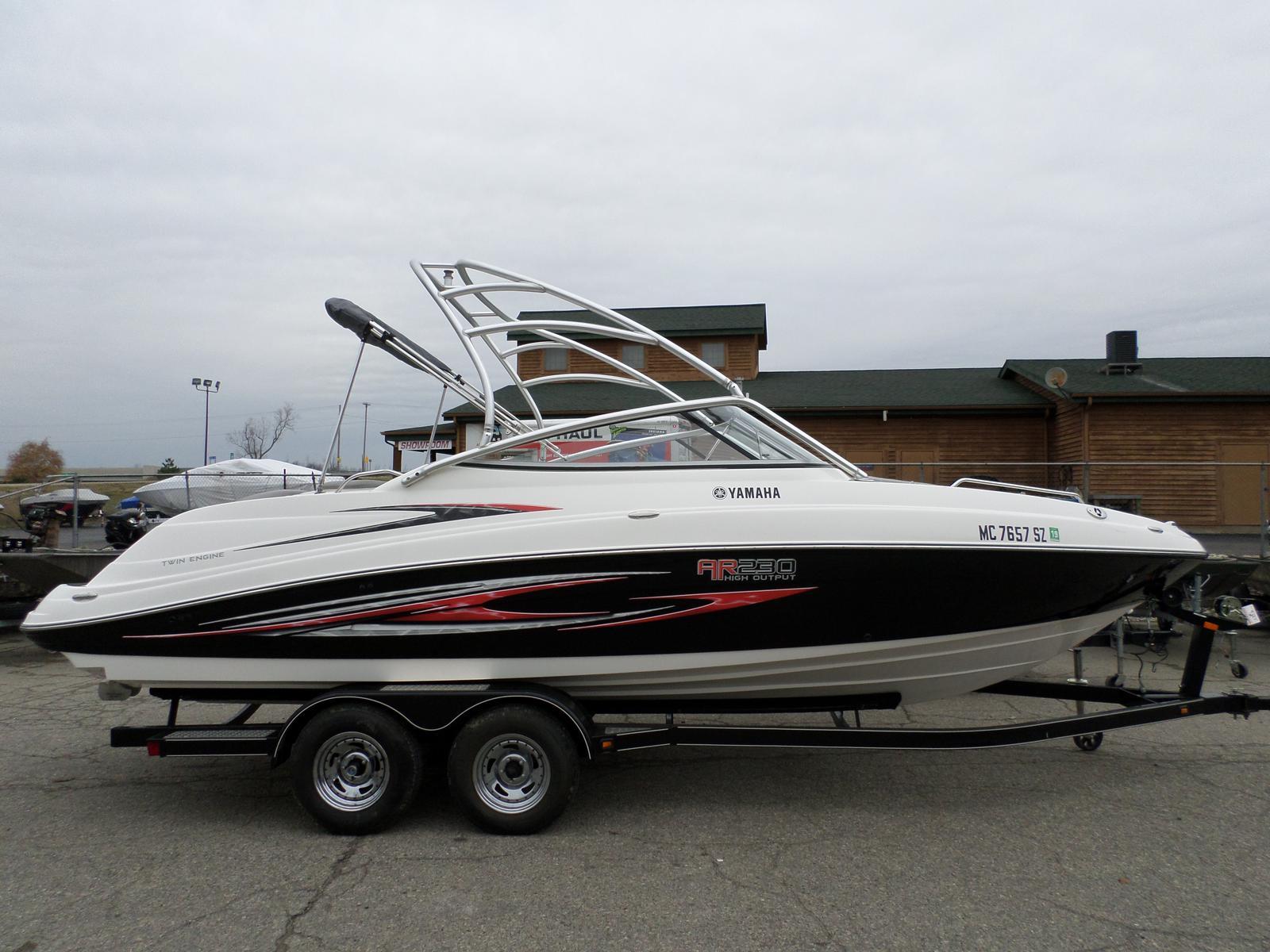 yamaha ar230 high output boats for sale