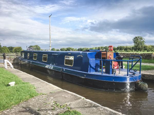 Collingwood Cheshire Narrowboats 57 x 10 Widebeam