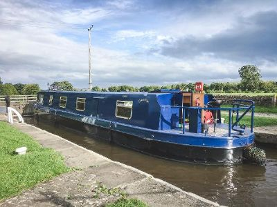 Collingwood Cheshire Narrowboats 57 x 10 Widebeam