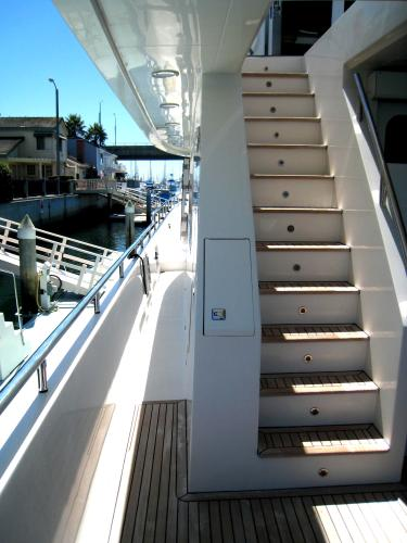 Walk Around Side Decks