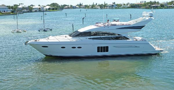 Princess 64 Flybridge Motor Yacht Profile