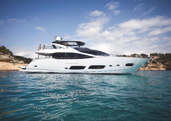 Sunseeker 28 Metre Yacht Sunseeker 28 Metre Yacht