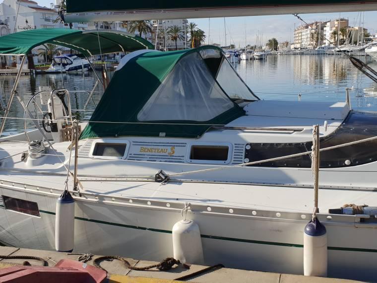 Beneteau Oceanis 350 motor nuevo