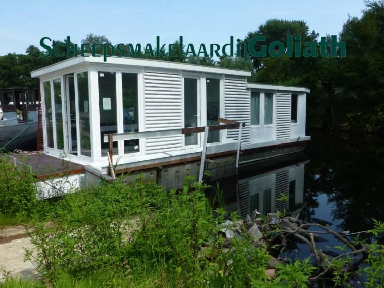 Houseboat Texel
