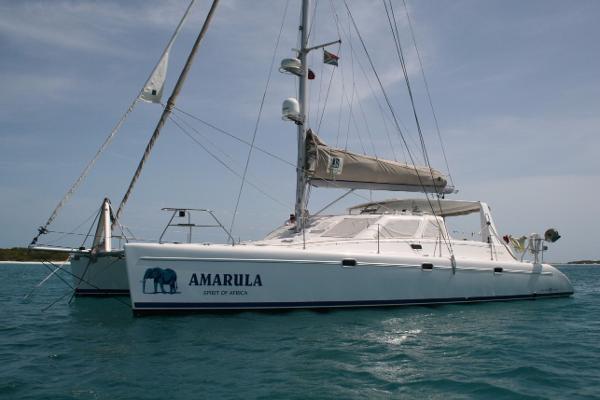 Voyage Yachts 450