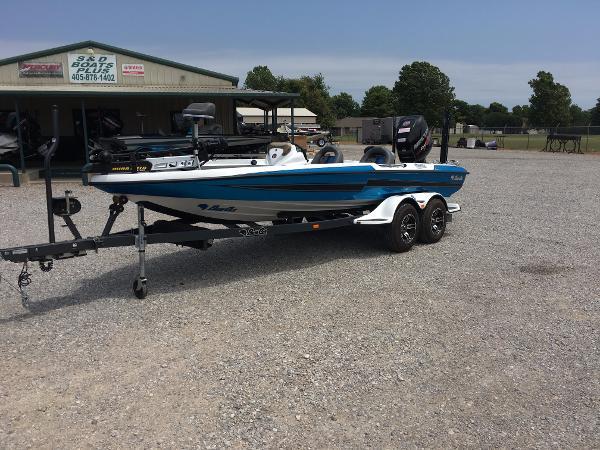 Bass Cat Boats Cougar SP