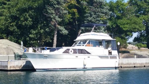 Pacemaker 42 MOTOR YACHT