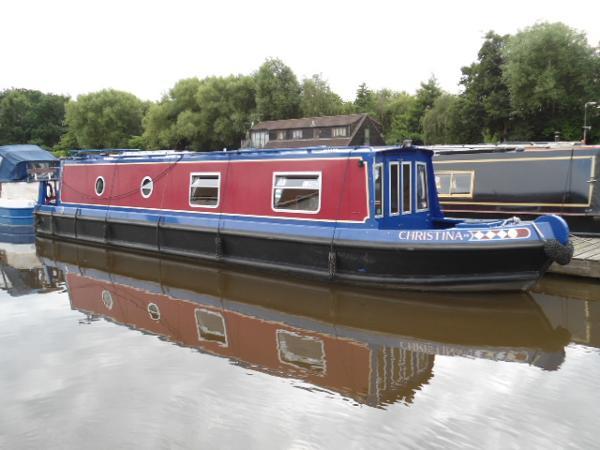Sea Otter 41' Narrowboat Sea Otter 41' Narrowboat