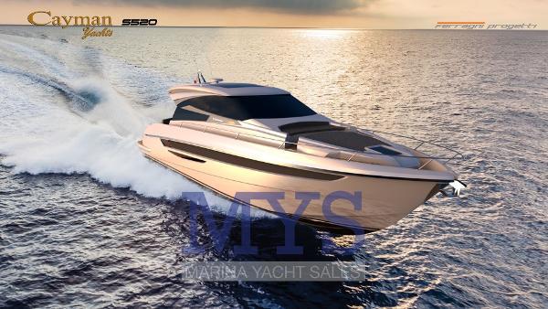 Cayman S520 NEW CAYMAN S520 (2)