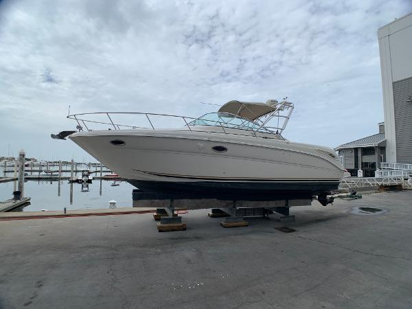 Sea Ray 290 Amberjack Port Profile