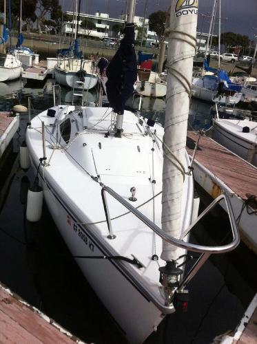 Catalina Capri 22