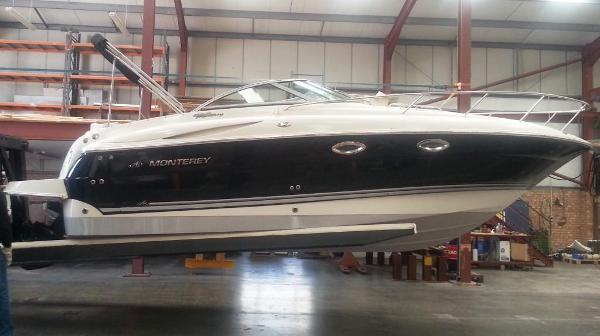 Monterey 250 Cruiser Monterey 250CR