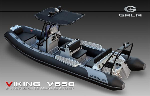 Gala Viking 650