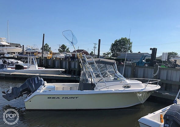 Sea Hunt Victory 225 2007 Sea Hunt 22 for sale in Freeport, NY