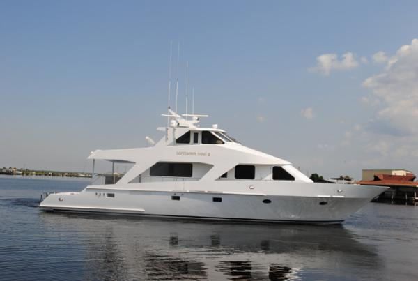 Breaux Bay Craft Custom Profile