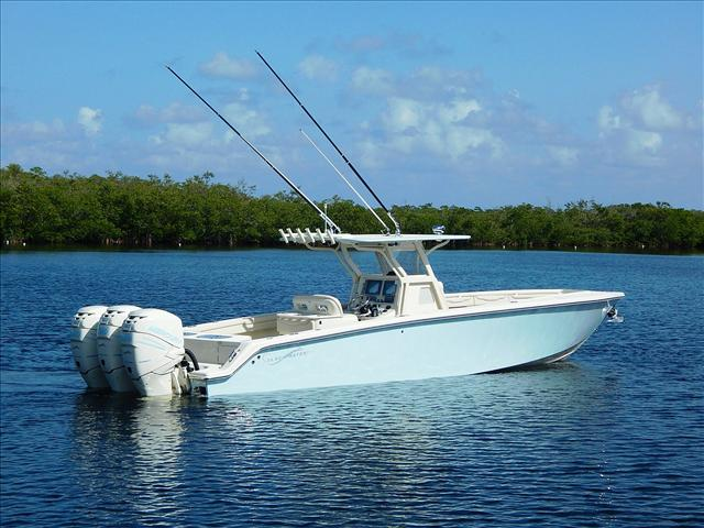 Blackwater Boats 36 Sportfish