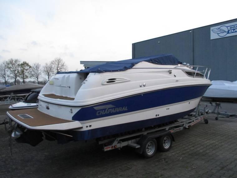 Chaparral Boats Chaparral verkauft Signature 260 Cruiser