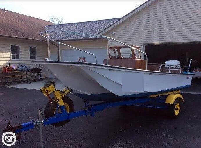 Boston Whaler 16 Eastport 1964 Boston Whaler 16 Eastport for sale in Rapids City, IL