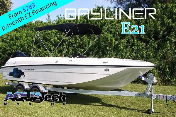 Bayliner Element 21