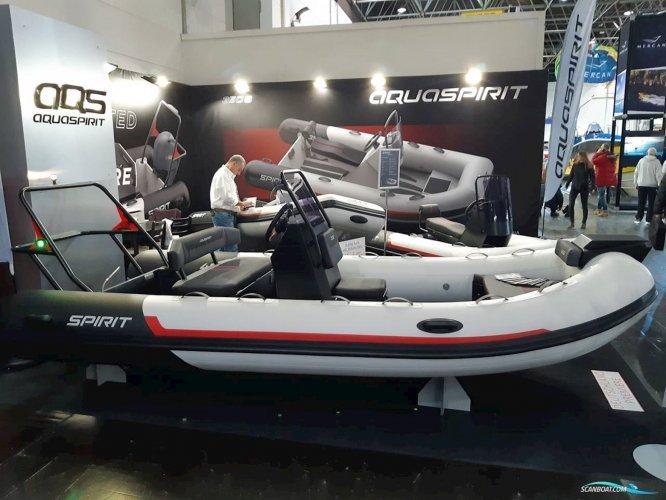 Aquaspirit 40pk Mercury S450C