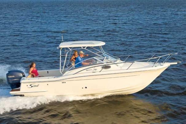 Scout Boats 245 Abaco