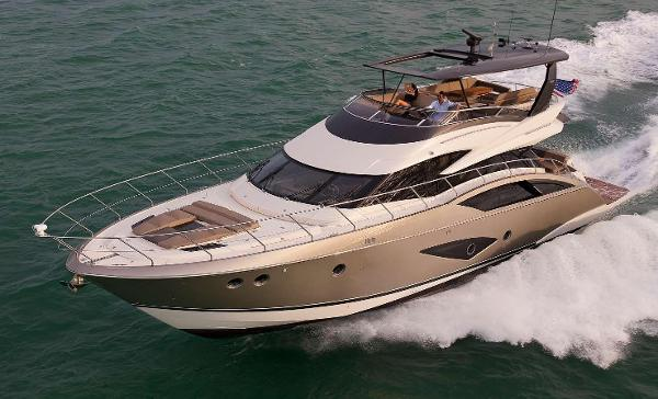 Marquis 630 Sport Yacht Marquis 630 Sport Yacht