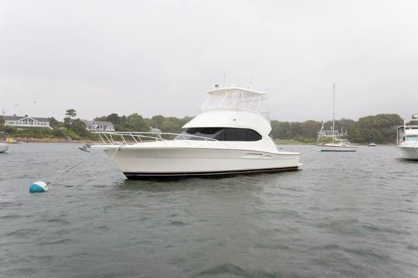 Riviera 40 Flybridge Profile