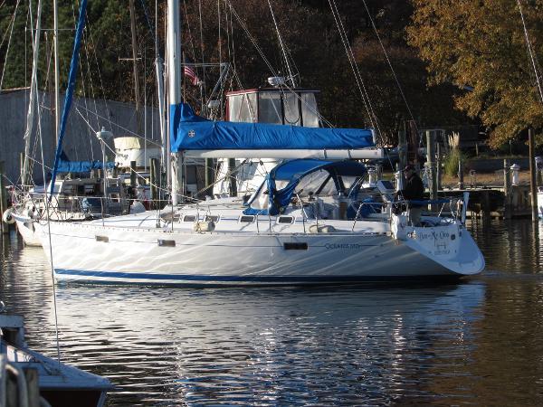 Beneteau Oceanis 370 Ben-My-Chree