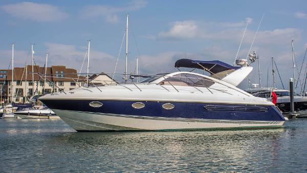 Fairline Targa 34 Fairline Targa 34 Exterior 1 (Actual Vessel)